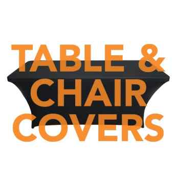 Table and Chair Cover Hire